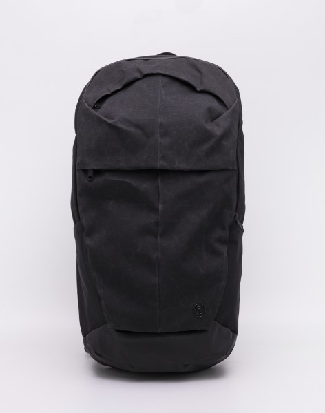 Batoh Alchemy Equipment 30 Litre Zip Access Daypack Black Wax