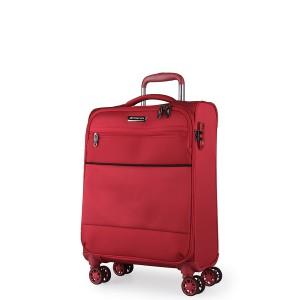 March Kabinový cestovní kufr Easy 37 l – červená