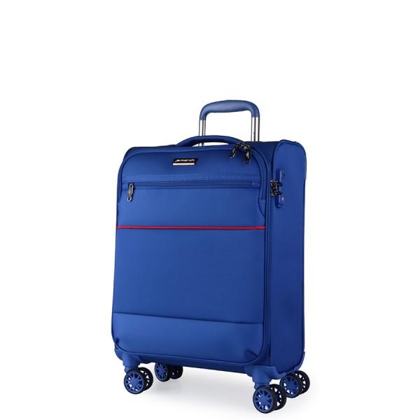 March Kabinový cestovní kufr Easy 37 l – světle modrá
