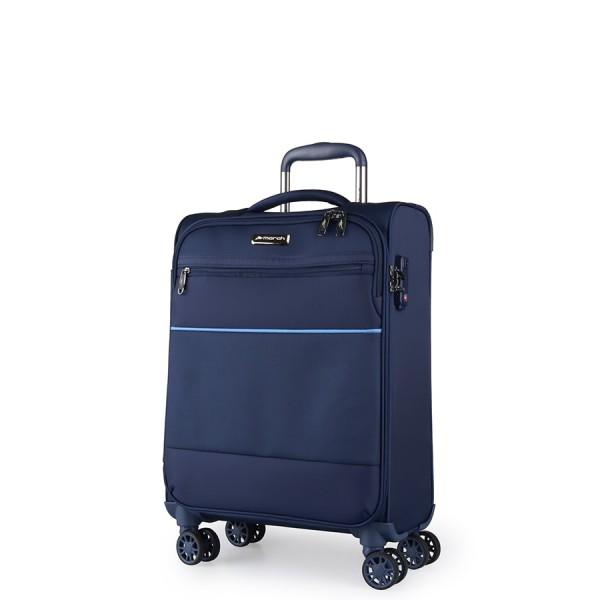 March Kabinový cestovní kufr Easy 37 l – tmavě modrá