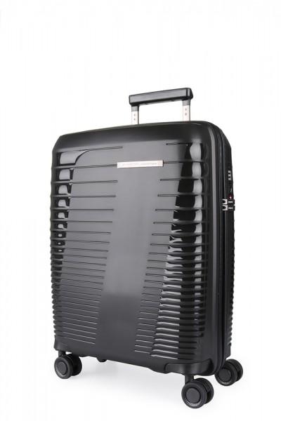 March Kabinový cestovní kufr Stonic 38 l – černá