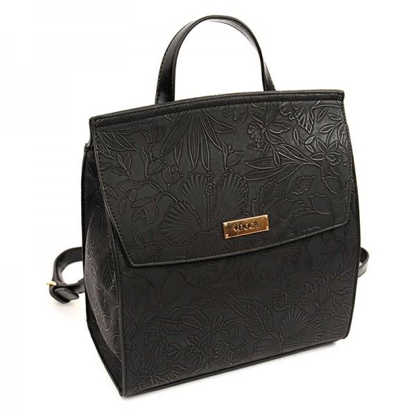 Dámský batoh Doca 14478 – černá