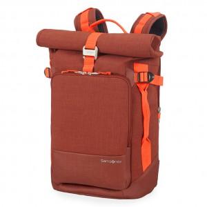Samsonite Batoh na notebook Ziproll CO6 26,5 l 15.6″ – oranžová