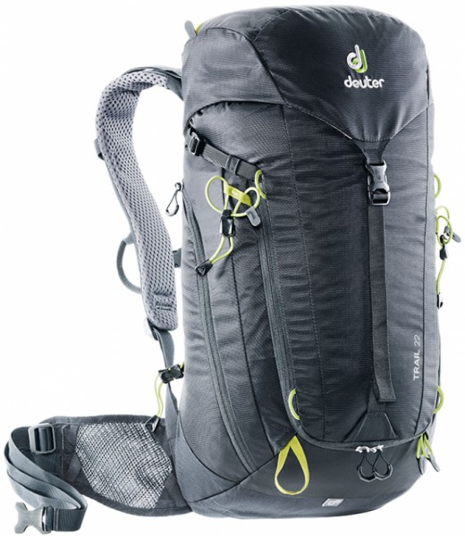 Deuter Trail 22 Black-graphite