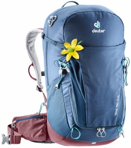 Deuter Trail Pro 30 SL Midnight-maron