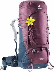Deuter Aircontact 50 + 10 SL Blackberry-navy