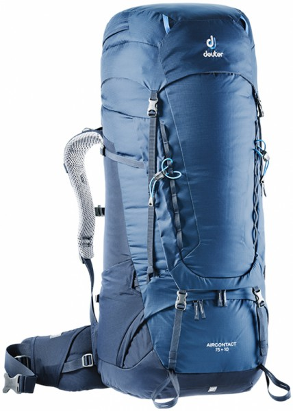 Deuter Aircontact 75 + 10 Midnight-navy