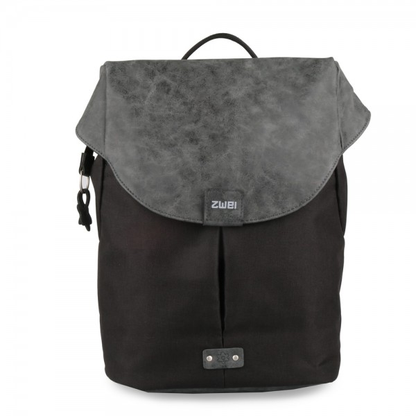 Zwei Dámský batoh Olli O12 7 l – černý