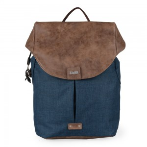 Zwei Dámský batoh Olli O12 7 l – modrý