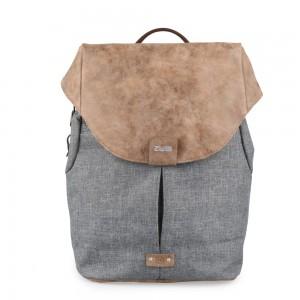 Zwei Dámský batoh Olli O12 7 l – světle šedý