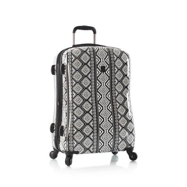 Heys Fijian Tribal M polykarbonátový cestovní kufr TSA 66 cm 85 l