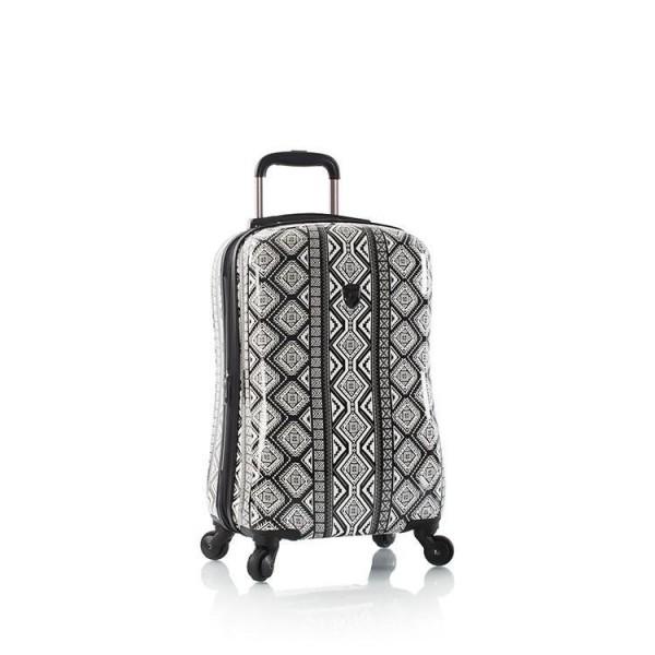 Heys Fijian Tribal S polykarbonátový palubní cestovní kufr TSA 53 cm 45 l