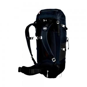 Turistický batoh MAMMUT Lithium Crest 50+7 l Black