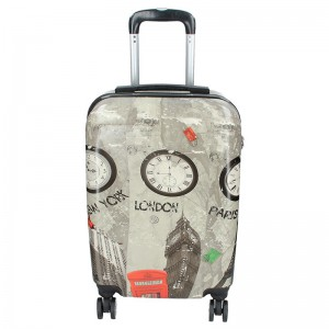 Palubní cestovní kufr Madisson London