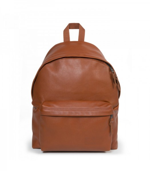 Eastpak Padded Pak'r Cognac Leather