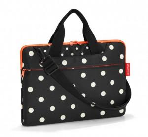 Taška na notebook Reisenthel Netbookbag Mixed dots