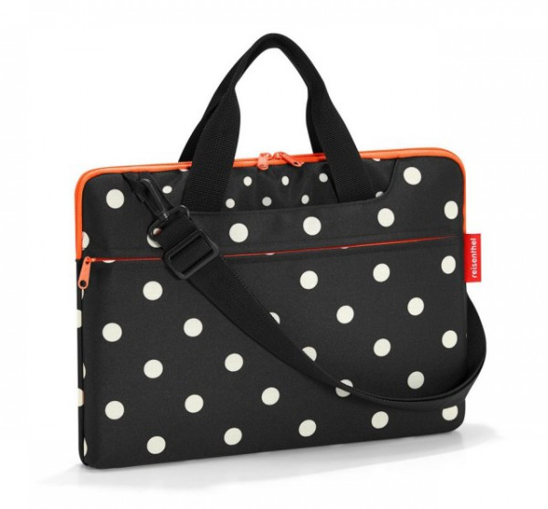Taška na notebook Reisenthel Netbookbag Mixed dots
