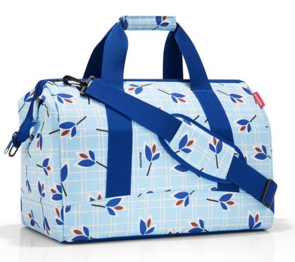 Cestovní taška Reisenthel Allrounder L Leaves blue