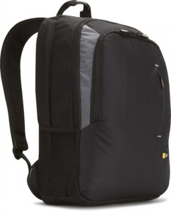 "Case Logic Batoh na notebook 17"" Black"