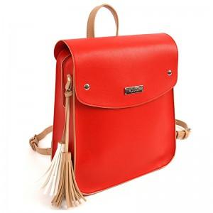 Dámský batoh Doca 15042 – červená