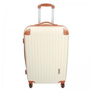 Cestovní kufr Madisson Apolen L – béžovo-hnědá