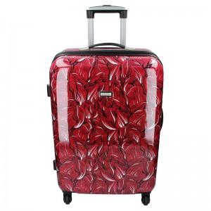 Cestovní kufr Madisson Nice L – červená