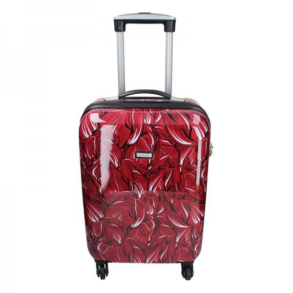 Příruční cestovní kufr Madisson Nice S – červená
