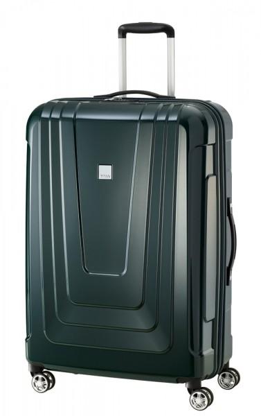 Titan Cestovní kufr X-ray 4w L Racing Green 102 l