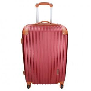 Cestovní kufr Madisson Apolen L – vínová