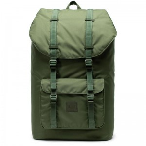 BATOH HERSCHEL Little America Light – zelená – 25L
