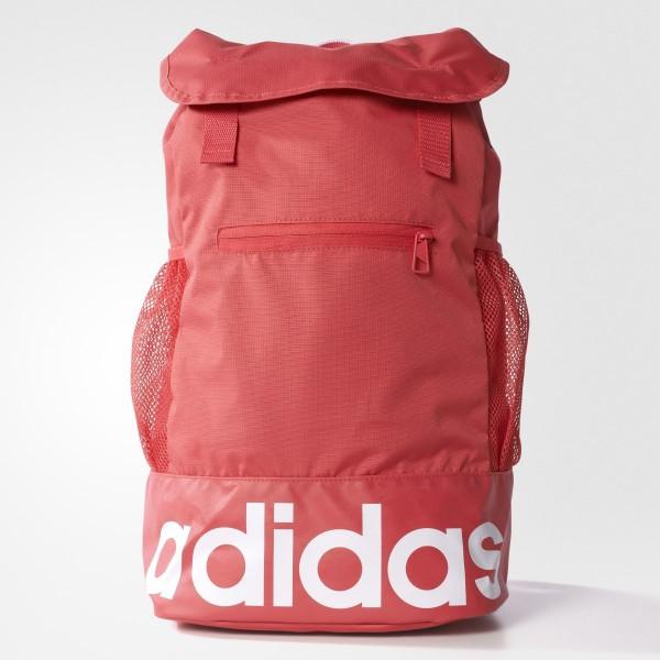 Dámský batoh adidas W LIN PERF BP JOY/JOY/WHITE