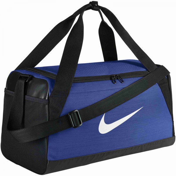 Taška Nike NK BRSLA S DUFF GAME ROYAL/BLACK/WHITE