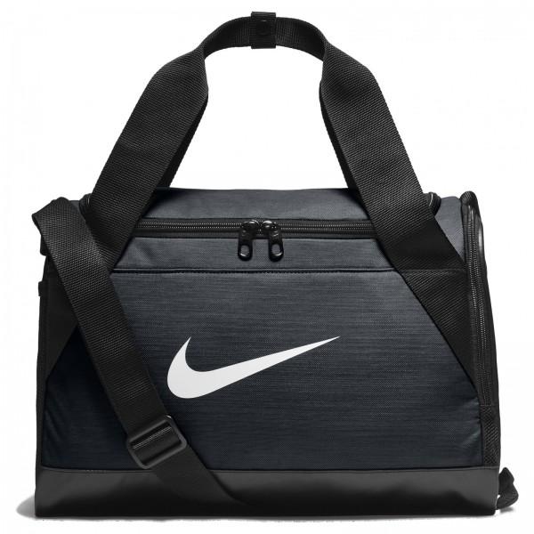 Pánská Taška Nike NK BRSLA XS DUFF BLACK/BLACK/WHITE