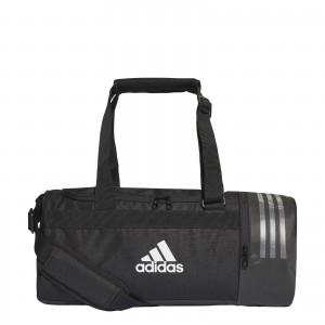 Taška adidas Performance CVRT 3S DUF S BLACK/WHITE/WHITE
