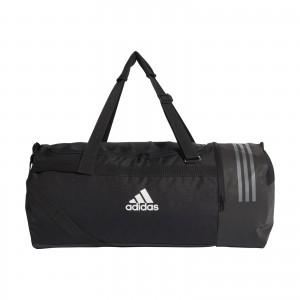 Taška adidas Performance 3S CVRT DUF L BLACK/WHITE/WHITE