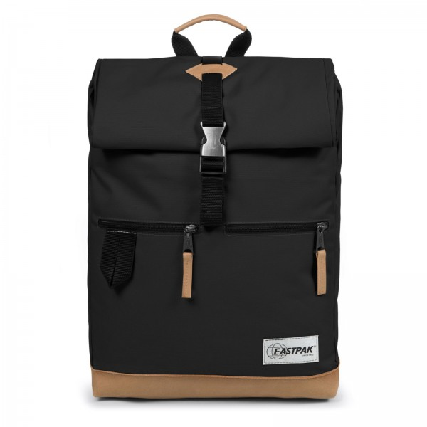 Unisex Batoh Eastpak AUTHENTIC INTO THE OUT MACNEE Into Black