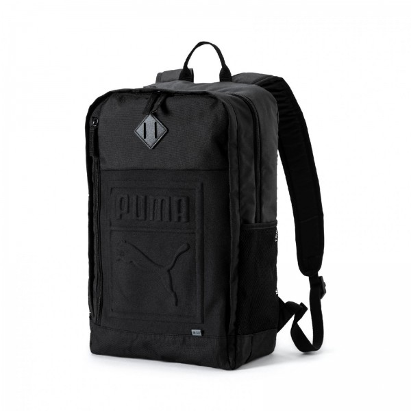 PUMA S Backpack Puma Black Puma Black