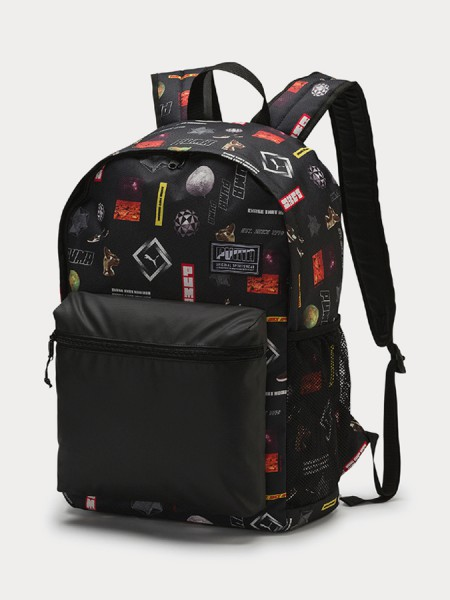 Batoh Puma Academy Backpack Černá