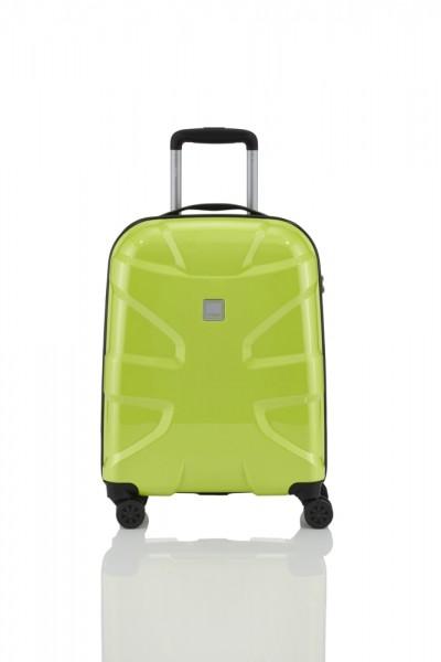 Titan Kabinový kufr X2 Flash 4w S Lime green 825406-13 40 l