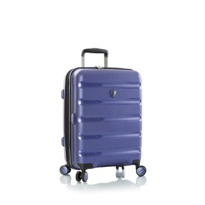 Heys Kabinový cestovní kufr Metallix S Cobalt Blue 50 l