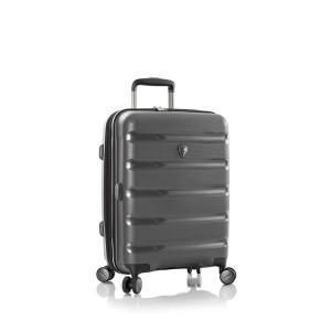Heys Kabinový cestovní kufr Metallix S Gunmetal 50 l