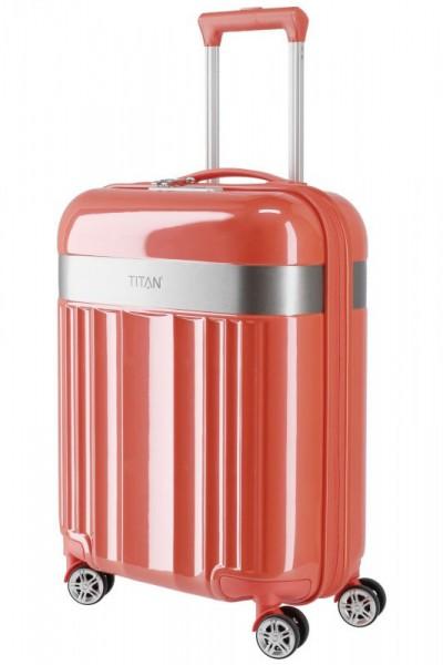 Titan Spotlight Flash 4w S palubní kufr ABS/PC TSA 55x40x20 cm Cape Coral
