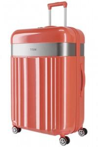 Titan Spotlight Flash 4w L cestovní kufr ABS/PC TSA 76 cm Cape Coral