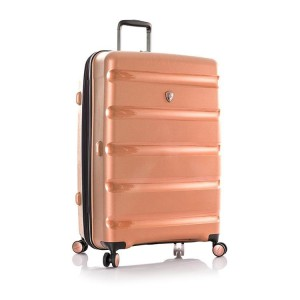 Heys Cestovní kufr Metallix L Rose Gold 129 l
