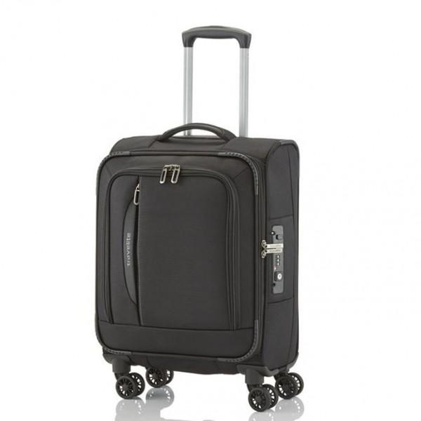 Travelite Kabinový cestovní kufr CrossLITE S 39 l – černá