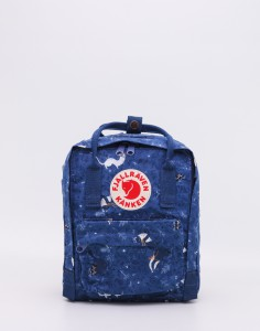 Batoh Fjällräven Kanken Art Mini 975 Blue Fable