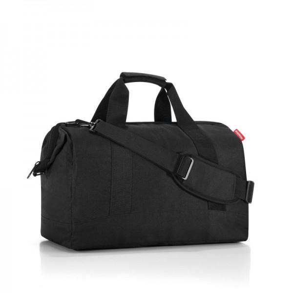 Reisenthel Allrounder L Black dámská brašna ve tvaru doktorského kufříku