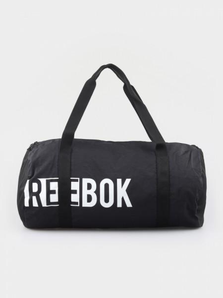 Taška Reebok W Found Cylinder Bag Černá