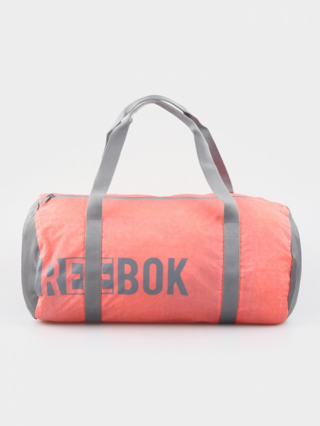 Taška Reebok W Found Cylinder Bag Růžová