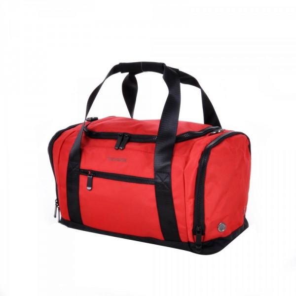 Travelite Flow S Red sportovní taška 23 l